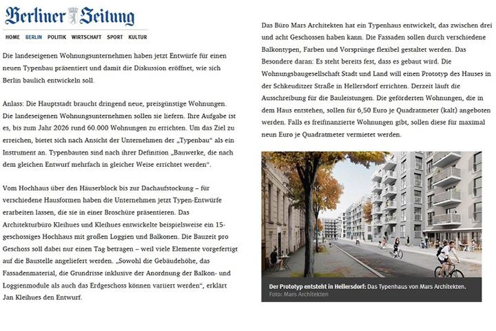 neue architektur berlin